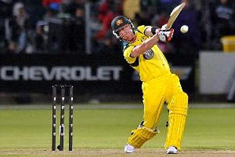 Entradas Australia Cricket