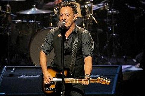 Place Tournée de Bruce Springsteen