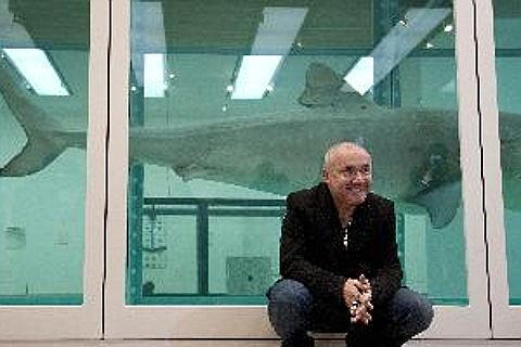 Damien Hirst Exhibition Tickets