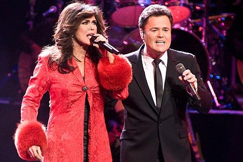 Ingressos para Donny and Marie