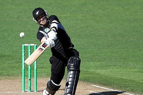 Place New Zealand Cricket