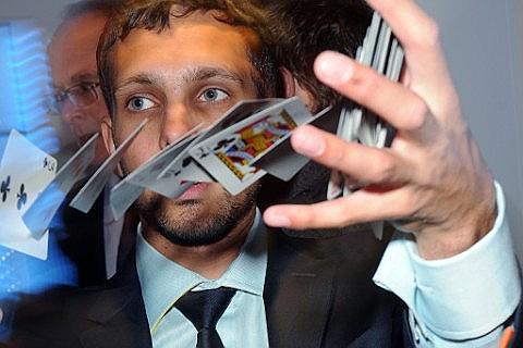 Dynamo Magician Tickets