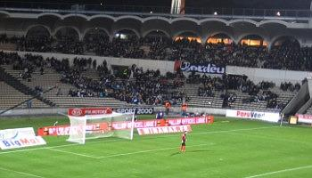 Bordeaux vs St Etienne