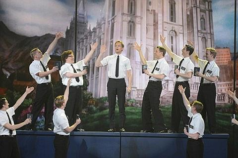 The Book of Mormon - Lontoo Liput