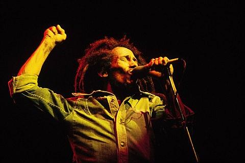 Bob Marley Utstilling-billetter