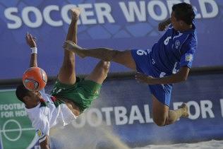Spain - Beach Soccer World Cup Tickets