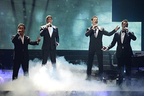 Il Divo and Katherine Jenkins Tickets