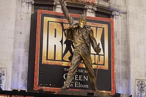 We Will Rock You - Dublin-billetter
