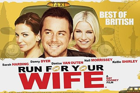 Run For Your Wife Tickets