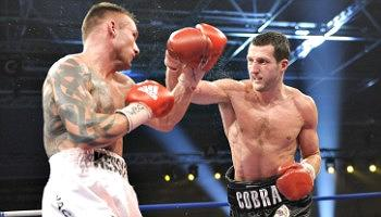 Carl Froch - Mikkel Kessler Billetter