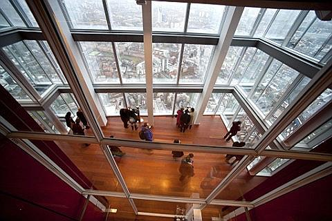 The View from the Shard London Tickets