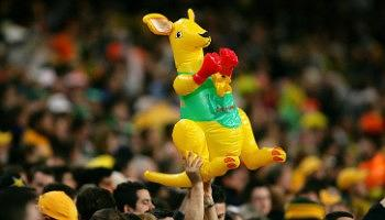 Socceroos Tickets