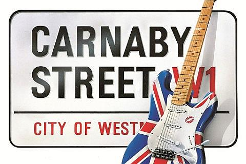 Carnaby Street - The Musical Liput