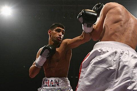 Amir Khan vs Julio Diaz Fight Tickets