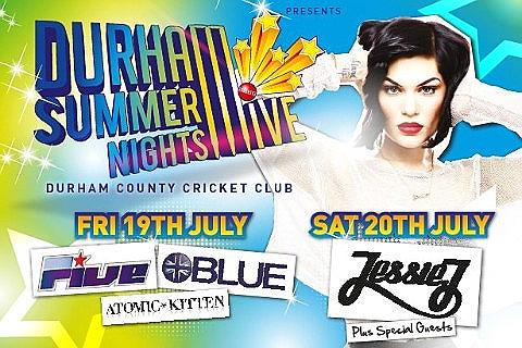 Durham Summer Nights Live Tickets