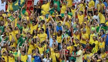 Brazil - FIFA World Cup 2014 Tickets