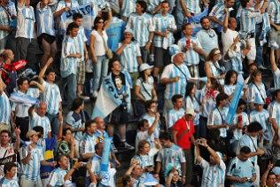 Argentina - FIFA World Cup 2014 Tickets