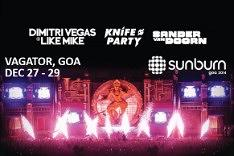 Sunburn Goa Tickets