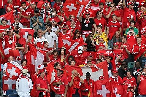 Switzerland - FIFA World Cup 2014 Tickets