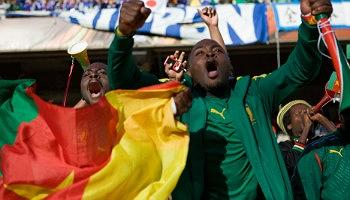 Cameroon - FIFA World Cup 2014 Tickets