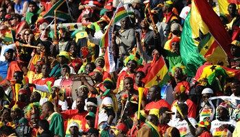 Ghana - FIFA World Cup 2014 Tickets