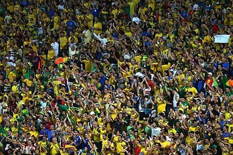 Brazil National Team Tickets