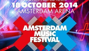 Amsterdam Music Festival Tickets