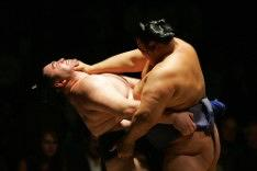 Sumo Wrestling in Japan – January Tournament