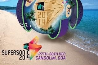 VH1 Supersonic Goa Tickets