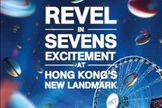 Hong Kong Sevens Official Fans Party at the Wheel