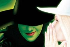 Wicked - Helsinki Tickets