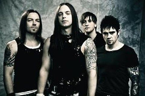 Bullet For My Valentine-billetter