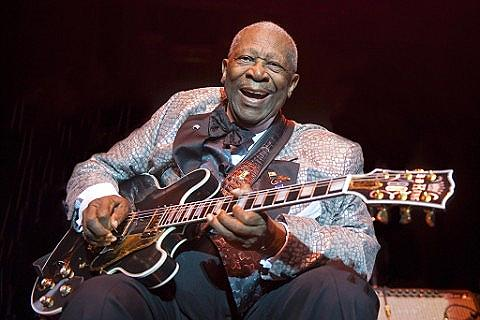 B.B. King-billetter