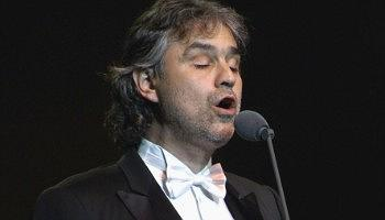 Biglietti Andrea Bocelli