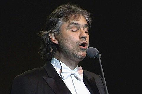 Andrea Bocelli-billetter