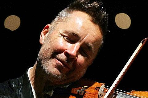 Nigel Kennedy-billetter