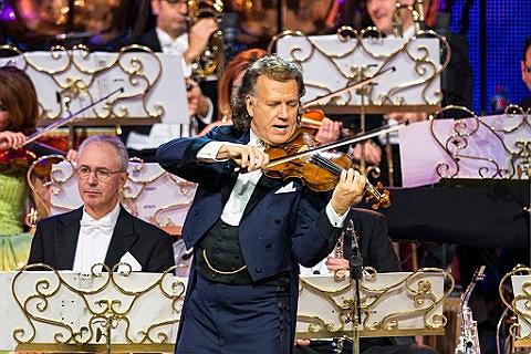 André Rieu-billetter