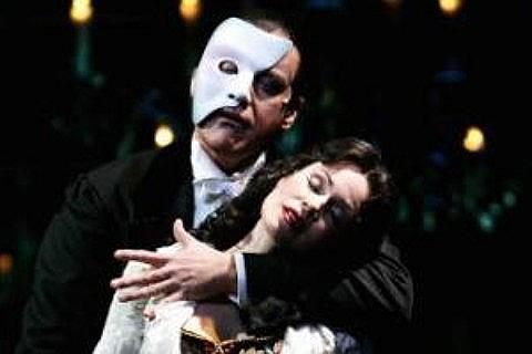 Phantom of the Opera - London Liput