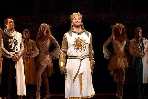 Monty Python's Spamalot - New York Liput