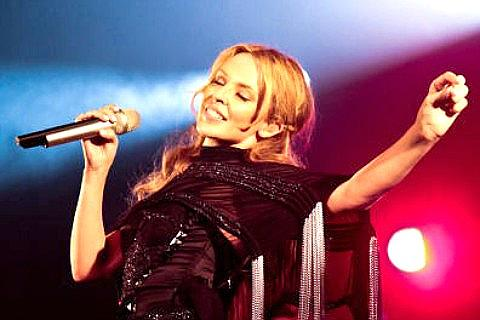 Kylie Minogue Tickets