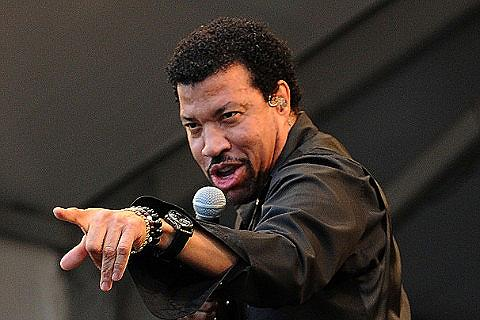Lionel Richie Liput