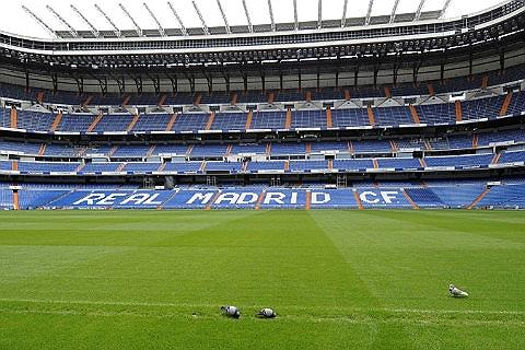Place Real Madrid F.C.