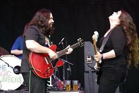 The Magic Numbers Tickets
