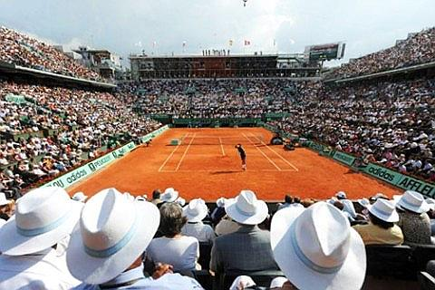 Roland-Garros Tickets