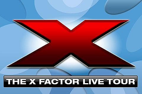 Entradas X Factor Live