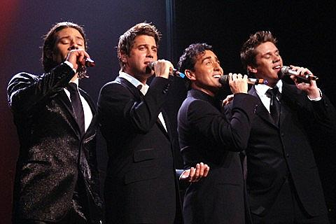 Il Divo-billetter