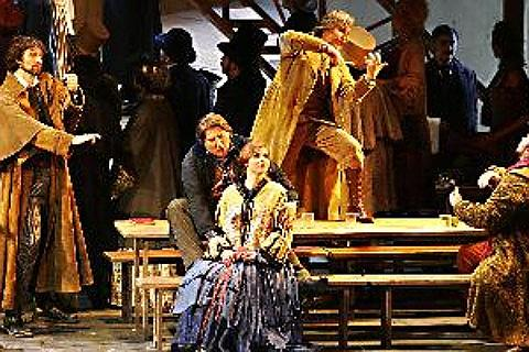 La Bohème Tickets