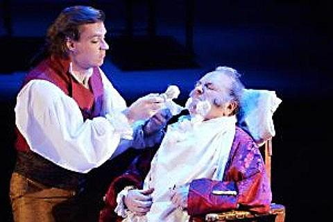 Place The Barber of Seville