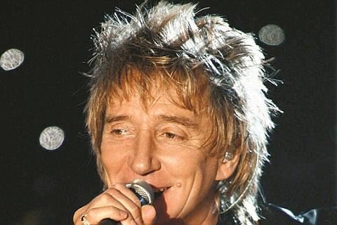 Rod Stewart-billetter