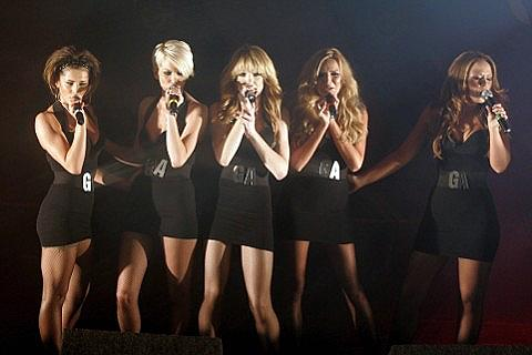 Girls Aloud-billetter